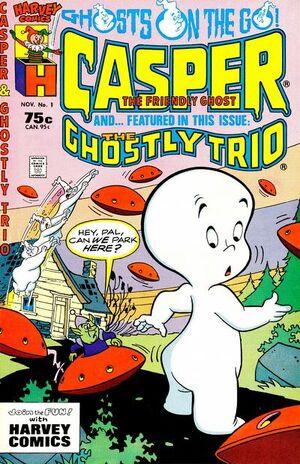 Casper And... Vol 1 1