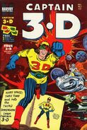 Captain 3-D Vol 1 1