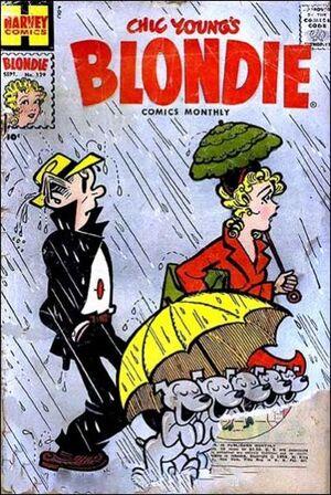 Blondie Comics Vol 1 129