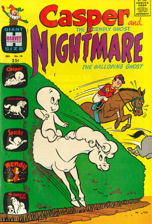 Casper and Nightmare Vol 1 16