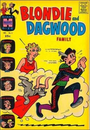 Blondie & Dagwood Family Vol 1 4