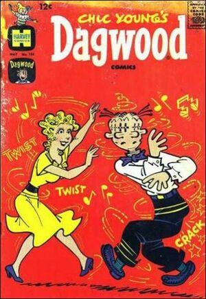 Dagwood Comics Vol 1 126