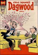 Dagwood Comics Vol 1 104