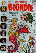 Blondie Comics Vol 1 162
