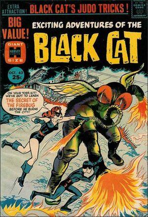 Black Cat Comics Vol 1 63