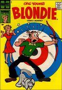 Blondie Comics Vol 1 113