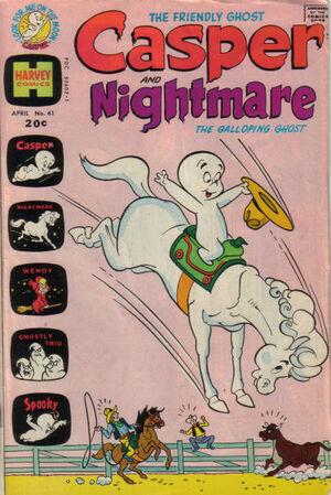 Casper and Nightmare Vol 1 41
