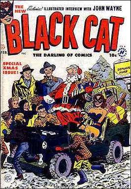Black Cat Comics Vol 1 27