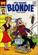 Blondie Comics Vol 1 114