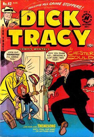 Dick Tracy Vol 1 42