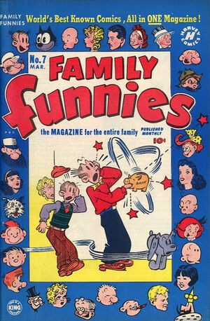 Family Funnies Vol 1 7