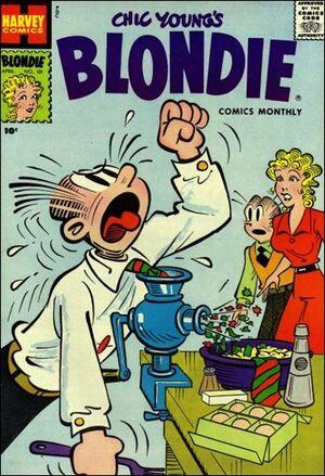 Blondie Comics Vol 1 101