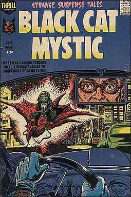 Black Cat Mystic Vol 1 61