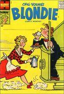 Blondie Comics Vol 1 105