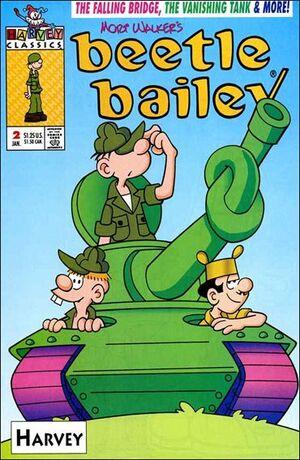 Beetle Bailey Vol 1 2