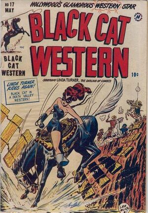 Black Cat Western Vol 1 17
