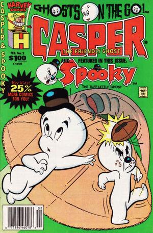 Casper And... Vol 1 2