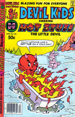 Devil Kids Starring Hot Stuff Vol 1 104
