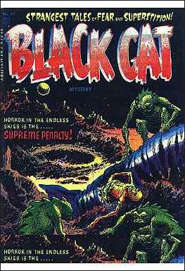 Black Cat Mystery Comics Vol 1 47