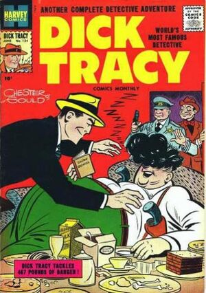 Dick Tracy Vol 1 124