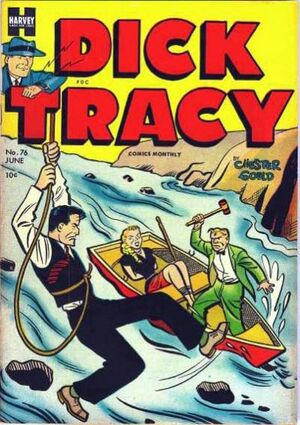 Dick Tracy Vol 1 76