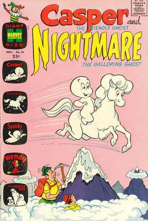 Casper and Nightmare Vol 1 30