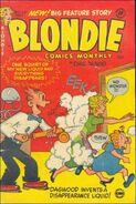 Blondie Comics Vol 1 44