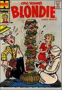 Blondie Comics Vol 1 115