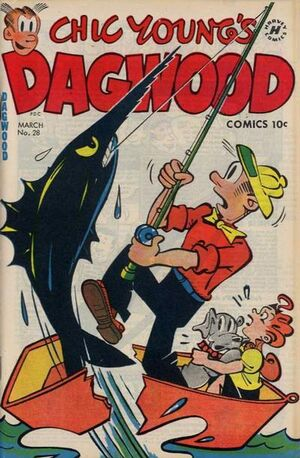 Dagwood Comics Vol 1 28