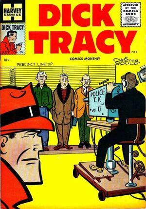 Dick Tracy Vol 1 89
