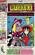 Beetlejuice Crimebusters on the Haunt Vol 1 1