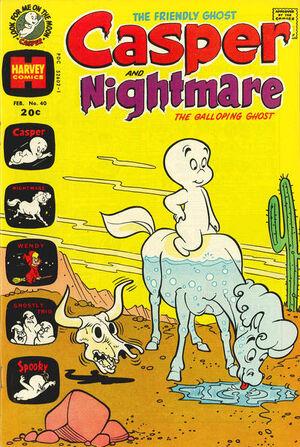 Casper and Nightmare Vol 1 40