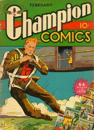 Champion Comics Vol 1 4