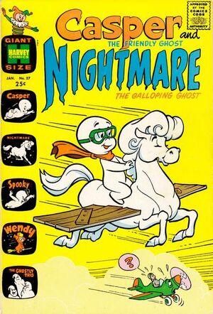 Casper and Nightmare Vol 1 27
