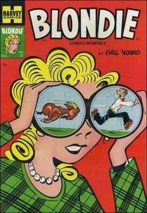 Blondie Comics Vol 1 73