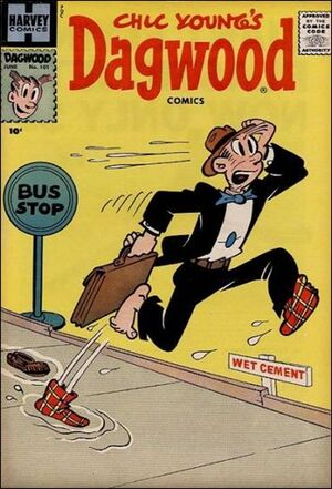 Dagwood Comics Vol 1 101