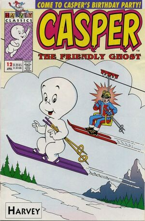 Casper the Friendly Ghost Vol 2 12
