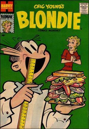 Blondie Comics Vol 1 117