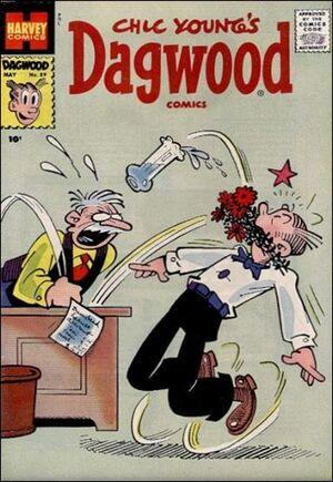 Dagwood Comics Vol 1 89