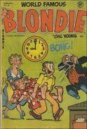 Blondie Comics Vol 1 51