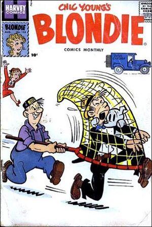 Blondie Comics Vol 1 128