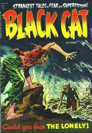 Black Cat Mystery Comics Vol 1 48
