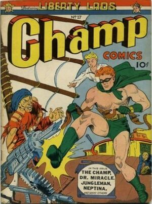 Champ Comics Vol 1 17