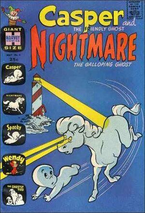 Casper and Nightmare Vol 1 8