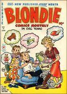 Blondie Comics Vol 1 19