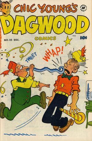 Dagwood Comics Vol 1 25