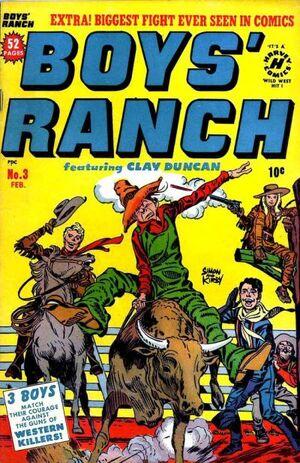 Boys' Ranch Vol 1 3