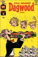 Dagwood Comics Vol 1 127