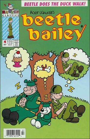 Beetle Bailey Vol 1 4