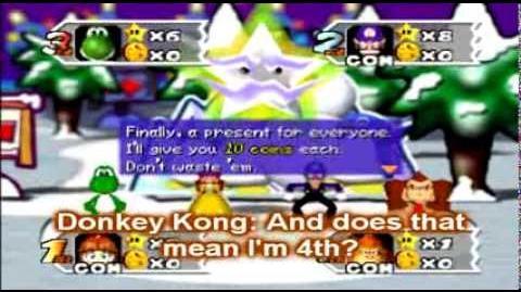 Super Mario 64 Bloopers ssenmodnar 2 (100 subs special)